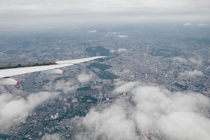 Travel Diary (UK)